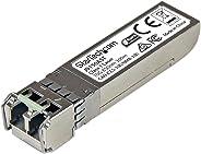 StarTech.com SFP+モジュール HP製J9150A互換 10GBASE-SR準拠 光トランシーバ ライフタイム保証 J9150AST