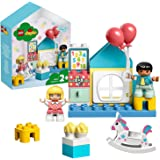 LEGO DUPLO Town Playroom 10925 Kids' Pretend Play Set, Developmental Toy for Toddlers, Great First LEGO Set