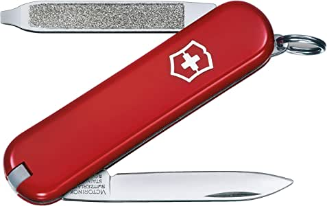 Victorinox Escort Red 0.6123