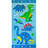 Wildkin Kids 100% Cotton Beach Towel for Boys and Girls, Perfect for Beach and Pool Time Fun, Certified Oeko-TEX Standard 100