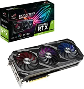 ASUS NVIDIA GeForce RTX 3060TI 搭載 トリプルファンモデル 8G ROG-STRIX-RTX3060TI-O8G-GAMING