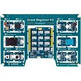 Seeed studio Arduino用スターターキット ビギナー キット STEAM プログラミング キット 初心者向け Grove Beginner Kit for Arduino (Beginner Kit)