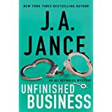 Unfinished Business (Ali Reynolds Series Book 16)