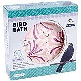 Petface Honeysuckle Design Ceramic Bird Bath