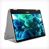 "ASUS VivoBook Flip 14 Thin and Light 2-in-1 Laptop, 14"" FHD Touchscreen, Intel Pentium Silver N5030 Processor, 4GB RAM, 128GB"