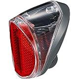 キャットアイ(CAT EYE) ソーラー充電式テールライト リフレクター TL-SLR220 ライト 自転車
