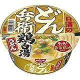 日清食品 日清のどん兵衛 鶏白湯うどん 85g×12個