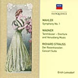 Mahler: Symphony 1 / Wagner: Tannhauser Overture & Venusberg Music / R. Strauss: Der Rosenkavalier Concert Suite