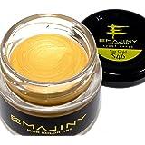 EMAJINY Sax Gold S46 ゴールドヘアカラーワックス 金 36g 【日本製】【無香料】