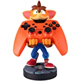Exquisite Gaming Cable Guys - Quantum Crash Bandicoot - Cable Guy Phone and Controller Holder