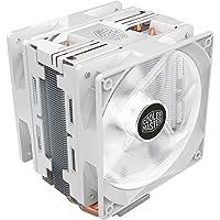 Cooler Master CPUクーラー Hyper 212 LED Turbo White Edition FN13…