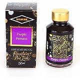 Diamine - Shimmering Fountain Pen Ink, Purple Pazzazz 50ml