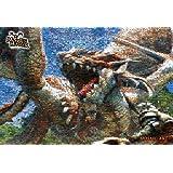 1000ピース モンスターハンター モザイクアート 狩猟生活 81-076