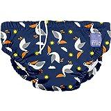 Bambino Mio, Reusable Swim Nappy, Pelican pier, Medium (6-12 Months)