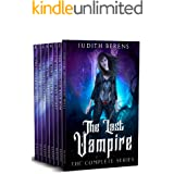 The Last Vampire Complete Series Omnibus: The Girl Behind The Wall, The Girl in The Back Row, The Girl With a Secret, The Gir