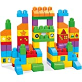 MATTEL FVJ49 Mega Bloks Let's Get Learning Building Set