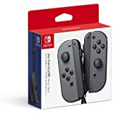 Joy-Con Controller (L/R): Gray for Nintendo Switch