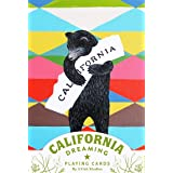 California Dreaming Playing Cards (Playing Cards for Adults, Playing Cards for Children, Illustrated Playing Cards)