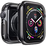 Penom Case for Apple Watch Screen Protector Series 5 Series 4 44mm, Ultra Thin iWatch 44mm Screen Protector with Full Protect