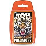 Top Trumps 1490 Dangerous Predators Card Game