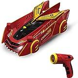 DEERC ラジコンカー こども向け 室内 人気 壁を走る 赤外線コントロール 車 おもちゃ 室内 壁・天井・床 激走カー プレゼント 贈り物 R-721S