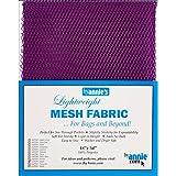 (Tahiti) - by Annie Mesh Fabric Lightweight 18x54 Tahiti LTWT