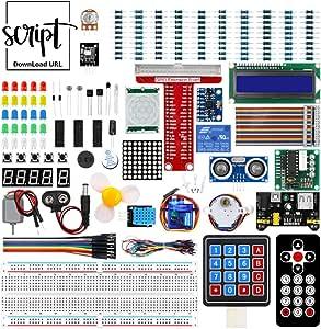 Raspberry Pi 電子回路実験用キット【デラックスセット】