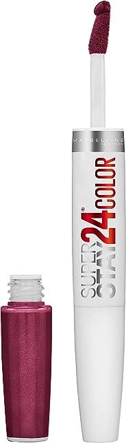 Maybelline SuperStay 24 2-Step Longwear Liquid Lipstick - Always Heather 120