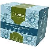 Green Pot Tea High Mountain Oolong Tea, 20 Count, (Pack of 20)