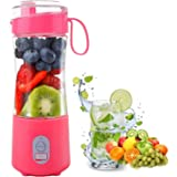 AIKIDS Portable Juicer blender, 13.5 Oz Personal Size Blenders for Smoothies and Shakes, Stronger and Faster Mini Fruit Mixin