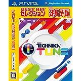 BEST HIT セレクション DJMAX TECHNIKA TUNE - PS Vita