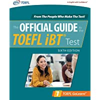 The Official Guide to the TOEFL iBT Test (Official Guide to…
