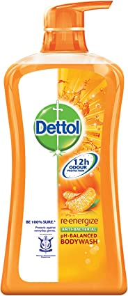 Dettol Body Wash, Re-Energize, 950g