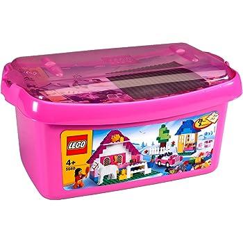 レゴ (LEGO) 基本セット ピンクのコンテナデラックス 5560