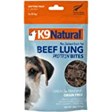 K9 Natural Beef Lung Protein Bites Dog Treats, 50g