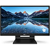 "Philips 242B9T 24"" Touch screen monitor, Full HD IPS, 10-point capacitive touch, USB 3.1 hub, Speakers, IP54 dust and water r"