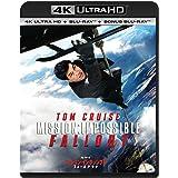 ミッション:インポッシブル/フォールアウト (4K ULTRA HD + ブルーレイセット)(初回限定生産)(ボーナスブルーレイ付き)[4K ULTRA HD + Blu-ray]