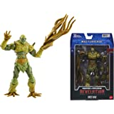 Masters of the Universe Masterverse Collection, Revelation Moss Man 7-in Motu Battle Figure for Storytelling Play and Display