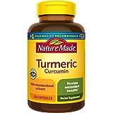 B074QHCL9Z 商品名: Nature Made ターメリック クルクミン Turmeric Curcumin 500mg 120カプセル 海外直送