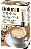 ドトールコーヒー まろやかカフェ・オ・レ インスタントスティック ×6箱 インスタント(スティック)
