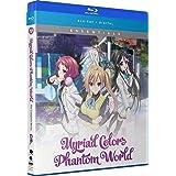 Myriad Colors Phantom World Essentials Blu-Ray(無彩限のファントム・ワールド 全13話+OVA)