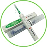 FiberShack - Fiber Optic Cleaning Pens - Field Tested with Over 800 One Click Cleans per Pen SC/ST/FC/SC/APC