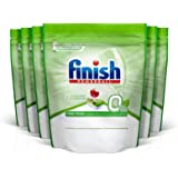 Finish 0% Dishwasher Tablets, 132 Tablets (6x22)