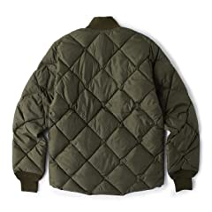 Todd Snyder x Rocky Mountain Featherbed Liner Down Jacket: Olive