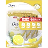 Dove(ダヴ) ボディウォッシュ グレープフルーツ&レモングラス 詰替え用 360g×4個 ボディーソープ ボディソープ さっぱり爽やかグレープフルーツとレモングラスの香り(香料配合)。 360グラム (x 4)