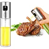Olive Oil Sprayer for Cooking, Olive Oil Spray Bottle, Olive Oil Sprayer Mister, Olive Oil Spray for Cooking, BBQ, Salad, Bak