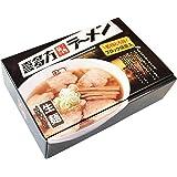 喜多方ラーメン 坂内 生ラーメン   4食焼豚ブロックセット  (ブロック焼豚とメンマ付き)生麺 チャーシュー