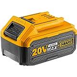 INGCO 20V 4.0Ah バッテリー LED残量表示付き 20Vツール 互換性 PSE取得済み FBLI2002J