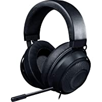 Razer Kraken Black Gaming Headset, Analog Connection, PS4 PC Switch, Smartphone,…