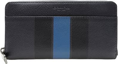 [コーチ] COACH 財布 (長財布) F75395 ミッドナイトネイビー BHP レザー 長財布 メンズ レディース [アウトレット品] [並行輸入品]